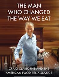 "In this book cover image released by Free Press, ""The Man Who Changed the Way We Eat: Craig Claiborne and the American Food Renaissance,"" by Thomas McNamee, is shown. (AP Photo/Free Press)"
