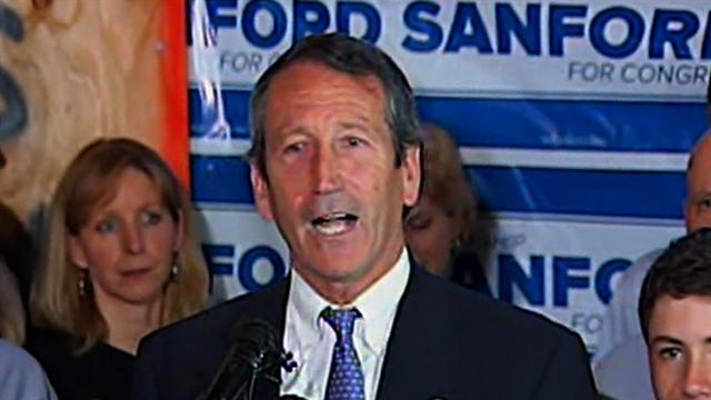Mark Sanford's marital problems resurface