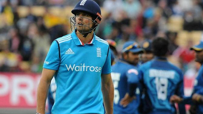 Cricket - England lose series decider to Sri Lanka