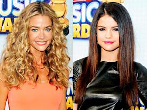"""Denise Richards Calls Charlie Sheen the """"Greatest Ex Ever,"""" Selena Gomez Shows Off Her Bikini Body: Top 5 Stories"""
