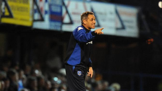 Guy Whittingham has been in charge at Portsmouth on a temporary basis