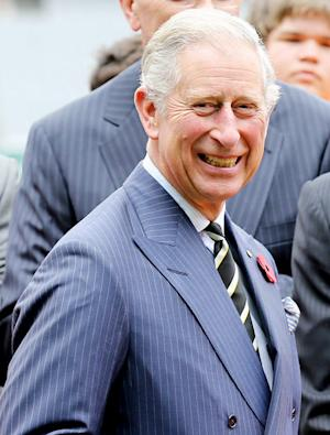 Prince Charles: I Can't Wait to Become a Grandfather!