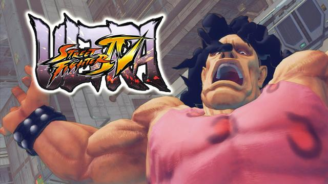 Hugo - Ultra Street Fighter IV - Gameplay Preview