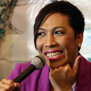 Vice Ganda (Photo by Marlo Cueto/NPPA Images)