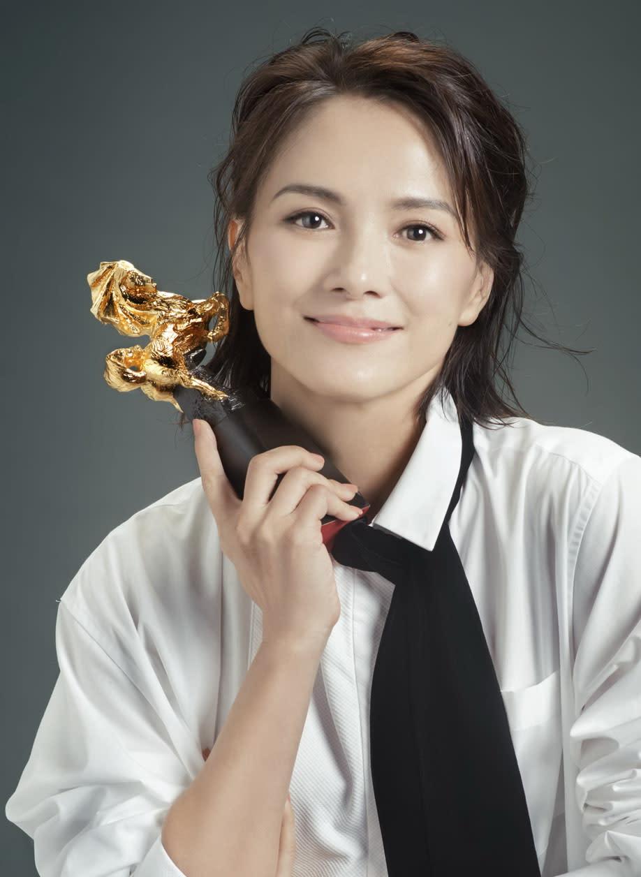第56屆金馬獎最佳女主角入圍者:《夕霧花園》李心潔