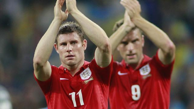 World Cup - England move step closer to Brazil with draw in Kiev
