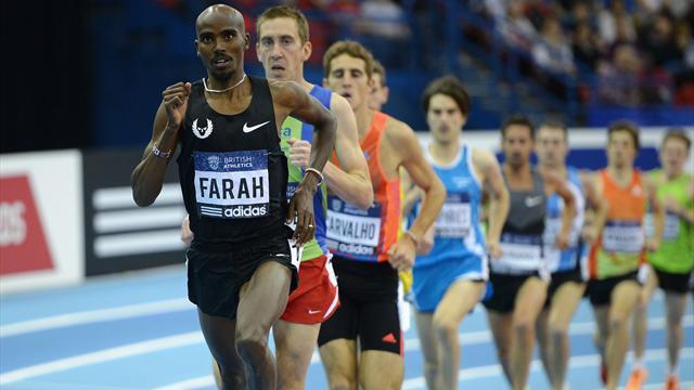 Athletics - Cardiff and Birmingham awarded global athletics championships