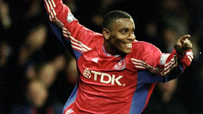 Crystal Palace - Clinton Morrison