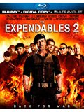 The Expendables 2 Box Art