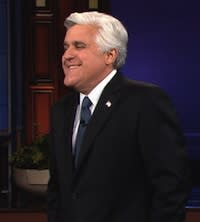 Jay Leno Prevails In Final May Sweep As 'Tonight Show' Host