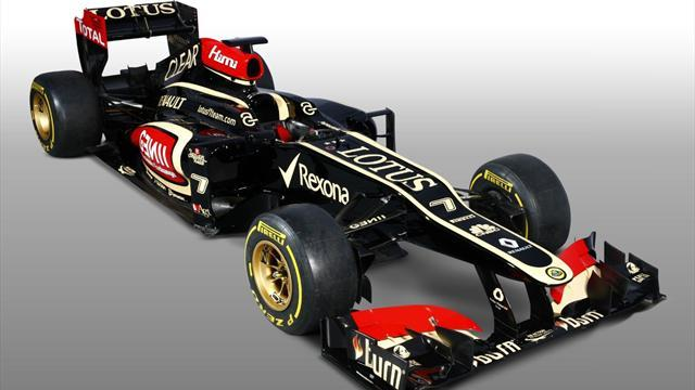 Formula 1 - Lotus to switch to long-wheelbase car