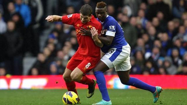 Premier League - Hotly anticipated Merseyside derby could be definitive