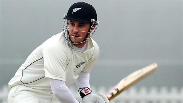 Cricket - Rutherford enjoys cool runnings