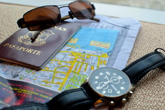 Travel essential: Your passport. (Photo by Ajig Ibasco)