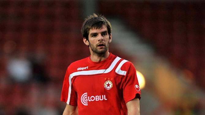 Cillian Sheridan is back playing football in Scotland after joining Kilmarnock