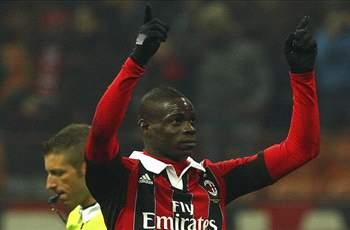 AC Milan riding high but it will miss Balotelli in Barcelona clash