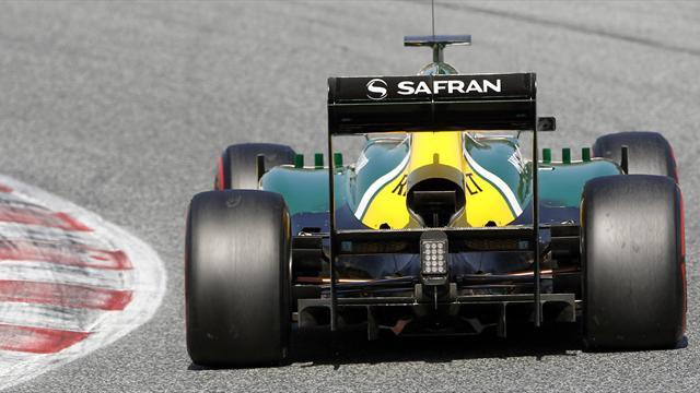 Formula 1 - Caterham restructures tech department