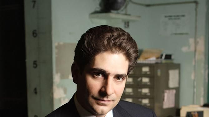 "Michael Imperioli as Det. Nick Falco on ""Law & Order."""