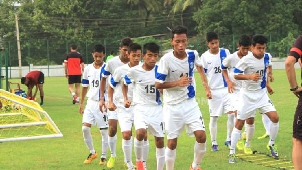 India U-17 World Cup squad defeat JFG Mangfalltal U-19 5-2