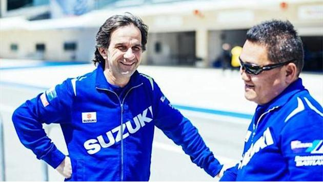 Motorcycling - Suzuki boss targets Pedrosa for 2015 ride