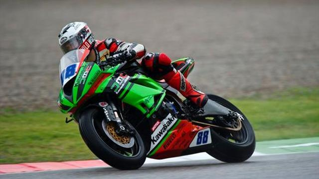 Superbikes - Imola WSBK: All Friday?s practice times