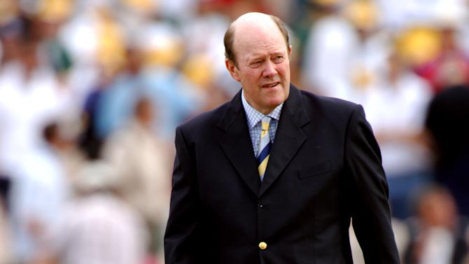 Tony Greig has been diagnosed with a form of lung cancer