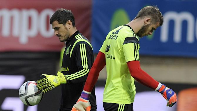 Liga - Report: De Gea's Real Madrid move close after Casillas agrees Porto switch