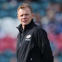 Mark McCall hailed the character of Saracens