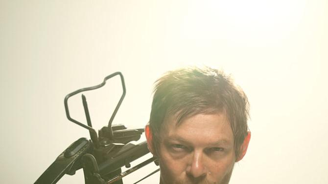 """Norman Reedus as Daryl Dixon on """"The Walking Dead."""""""