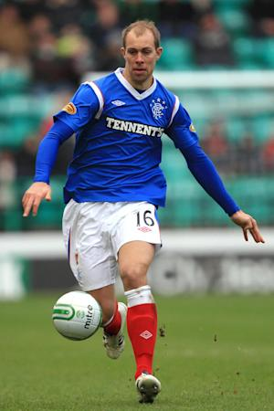 Steven Whittaker has made over 150 appearances for Rangers