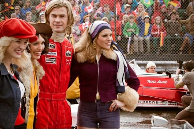 A still from 'Rush' by Ron Howard