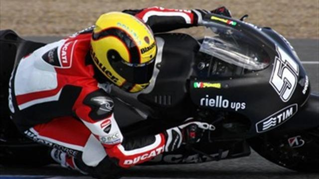 Motorcycling - Ducati pleased with Jerez private test