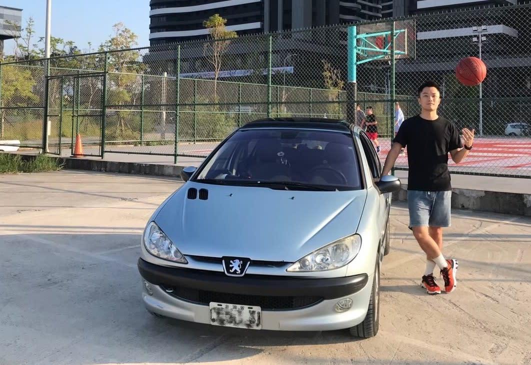 【名人聊愛車】自主行動權再升級 張耀中首選Peugeot 206