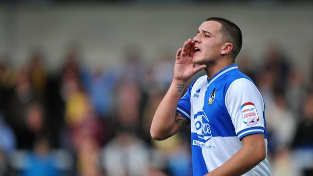 League Two - Norburn commits to Bristol Rovers