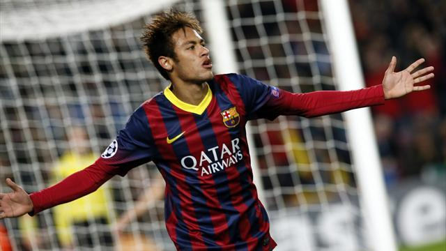 Liga - Neymar's parents pocketed over £33m from Barcelona transfer