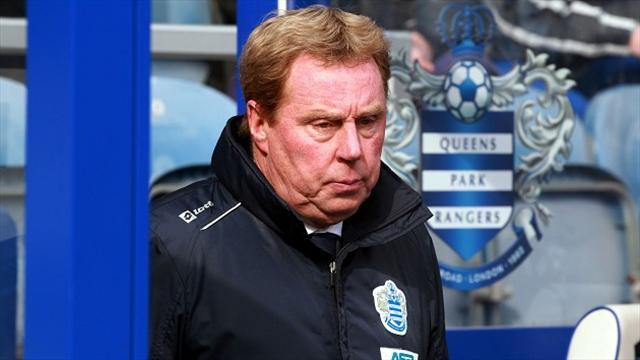 Football - Late QPR start hampered Harry
