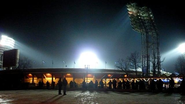 European Football - Match in Makhachkala to go ahead despite deadly blasts