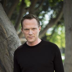 "In this Saturday, April 11, 2015 photo, Paul Bettany poses during a portrait session for ""Avengers: Age of Ultron"" at Walt Disney Studios in Burbank, Calif . After portraying the voice of Tony Stark's operating system sidekick J.A.R.V.I.S. in Marvel films for the past seven years, Bettany is in front of the camera for the first time as the mysterious Vision in ""Avengers: Age of Ultron.""  The movie releases in the United States, on May 1, 2015. (Photo by Jordan Strauss/Invision/AP, File)"