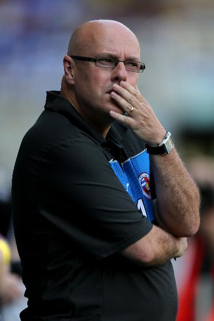 Brian McDermott, pictured, knows what to expect from Eden Hazard