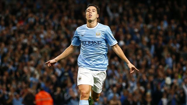 Football - Nasri: We must improve away form