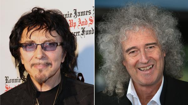 Black Sabbath's Tony Iommi Plans Album With Queen's Brian May
