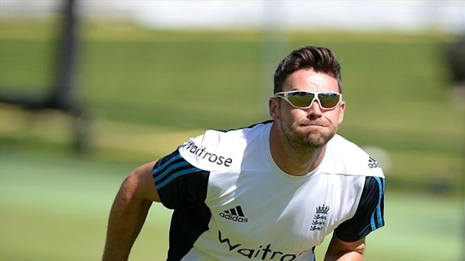 Cricket - Cook: I won't ask Anderson to change anything