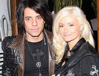 pst Criss Angel And Holly Madosin