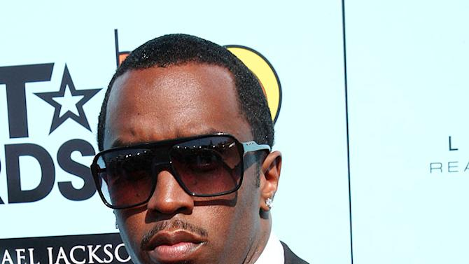 Combs SeanP Diddy BET Aw