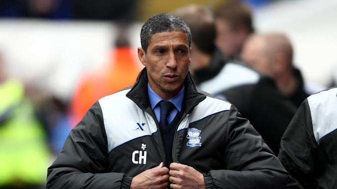 Birmingham have reluctantly granted Norwich permission to talk to their manager Chris Hughton