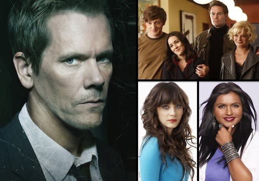 Fox Renews The Following, New Girl, Two Others