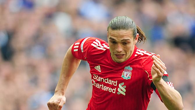 Alan Shearer reckons a move back to Newcastle would be good for Andy Carroll, pictured
