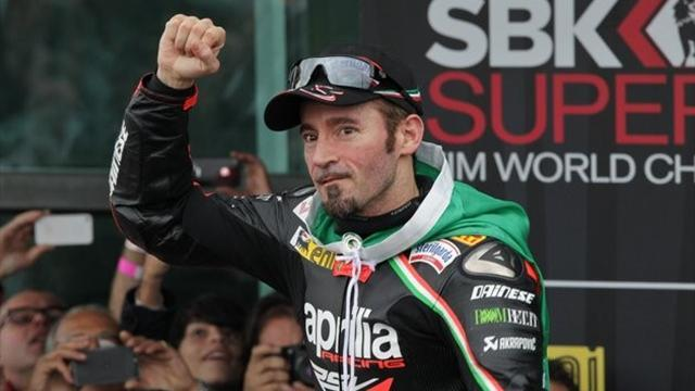 Superbike - WSBK champion Biaggi retires from racing