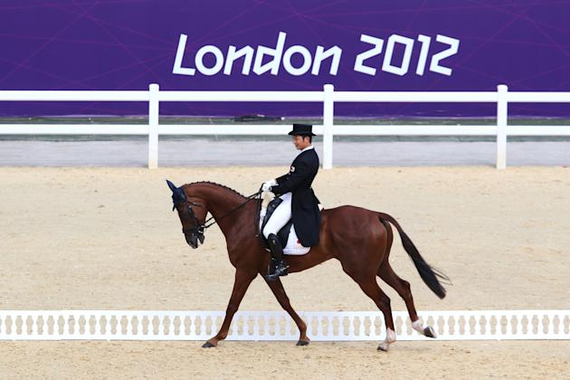 Olympics Day 1 - Equestrian