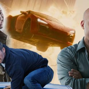 'Furious 7' Shifts Into Overdrive at Box Office – Can It Hit $1 Billion Worldwide?